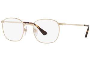 Persol - Occhiale da Vista Uomo, Gold  PO2450  1076  C50