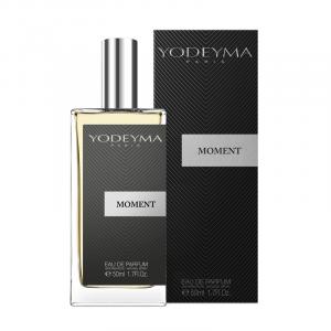 Yodeyma MOMENT Eau de Parfum 50 ml Profumo Uomo