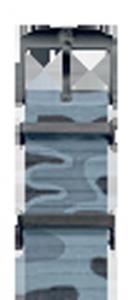 Cinturino Luminox in gomma camouflage - 22mm