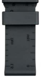 Cinturino in gomma NBR - 24 mm