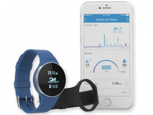 ACTIVITY TRACKER iHEALTH WAVE - BY GIMA