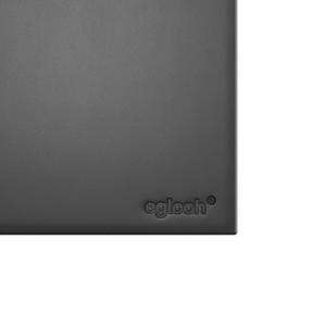 Desk Pad Clio Deluxe Anthracite Grey