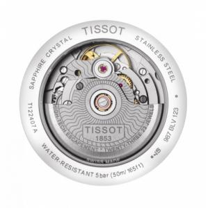 TISSOT CHEMIN DES TOURELLES POWERMATIC 80 T099.407.16.037.00