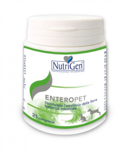 Intergratore intestinale per cane Enteropet 1200mg 42 TAV