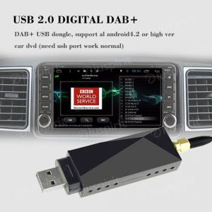 DAB+ USB Tuner/Box universale ricevitore radio digitaleper autoradio ANDROID