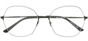 Balenciaga - Occhiale da Vista Unisex, Black  BB0014O  001  C58