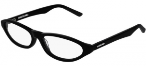 Balenciaga - Occhiale da Vista Unisex, Black  BB0031O  001  C53