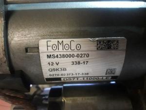Ford Mondeo Mondeo 2000tdci motorino  avv. Anno 2018