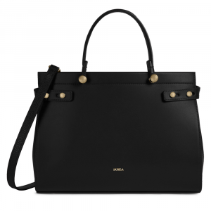 Hand and shoulder bag Furla LADY M 1021321 NERO
