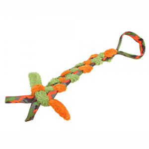 Gioco Galleggiante con Plush Braid Majordog