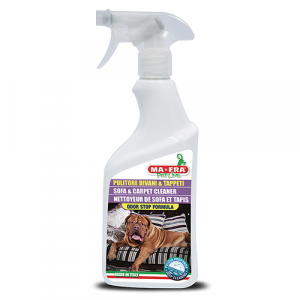 Spray pulitore tappeti e tessuti 500 ml