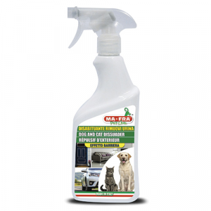 Spray disabituante rimuovi urina 500ml