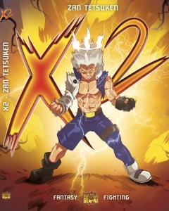 X2 - volume unico