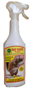 Rat Raus Protex 750 ml