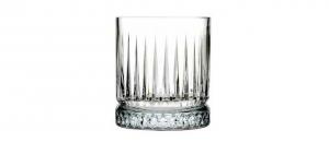 Bicchiere da Whisky, confezione 12 pezzi professionale, modello ELYSIA CL 21 cm.8,5h diam.7,3
