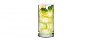 Bicchiere da Long Drink, confezione 12 pezzi professionale, modello ELYSIA CL 44,5 cm.15h diam.7,6