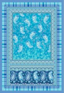 BASSETTI PLAID Granfoulard 135x190 cm ANACAPRI v.3 regalo originale