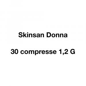 SKINSAN DONNA 30 COMPRESSE