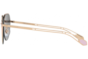 Bulgari - Occhiale da Sole Donna, Rose Gold/ Rose Gold Shaded  BV6099-2014/4Z  C57