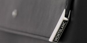 Borsa Montblanc Urban Spirit Document Case Slim Black
