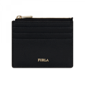 Credits card holder Furla BABYLON 1006889 NERO