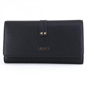 Woman wallet Liu Jo LIBERA A69072 E0086 NERO
