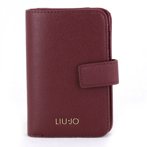 Woman wallet Liu Jo DINAMICA A69018 E0087 DARK RED