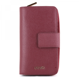 Woman wallet Liu Jo DINAMICA A69023 E0087 DARK RED
