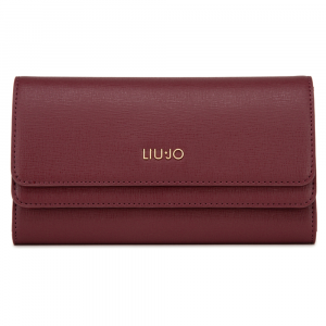 Woman wallet Liu Jo DINAMICA A69173 E0087 DARK RED