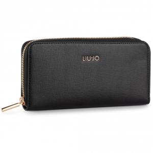 Woman wallet Liu Jo DINAMICA A69020 E0087 NERO