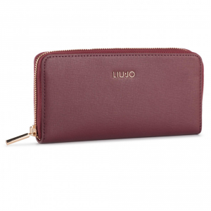 Woman wallet Liu Jo DINAMICA A69020 E0087 DARK RED