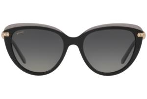 Bulgari - Occhiale da Sole Donna, Black/Grey Shaded  BV8211-5464/T3 Polarized  C55