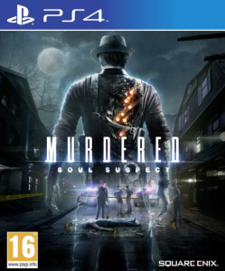 PS4 - MURDERED: SOUL SUSPECT