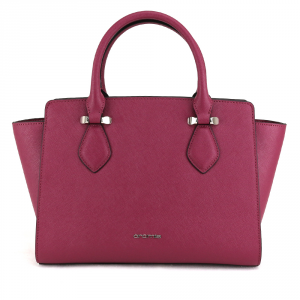 Hand and shoulder bag Cromia PERLA 1404314 PORPORA