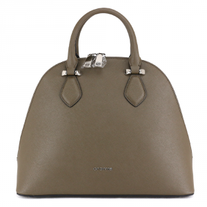Hand and shoulder bag Cromia PERLA 1404318 OLIVA