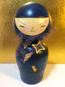Kokeshi, Ninja