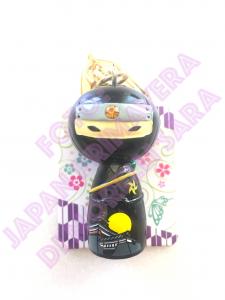 Portachiavi Kokeshi Ninja
