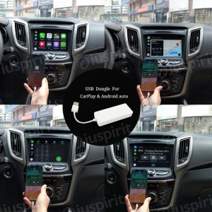 Dongle USB universale Car Play, Android Auto per le autoradio Android