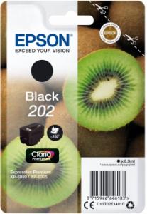 Epson 202 6.9ml 250pagine Nero cartuccia d'inchiostro