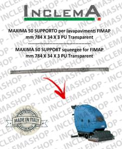 MAXIMA 50 Gomma tergi SUPPORTO per lavapavimenti FIMAP
