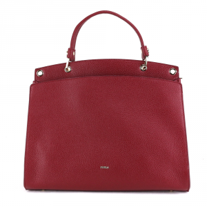 Hand and shoulder bag Furla ADELE 1038865 CILIEGIA d