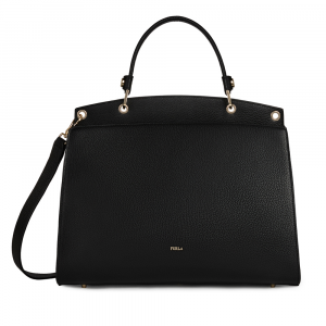 Hand and shoulder bag Furla ADELE 1038868 NERO