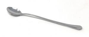 Cucchaio bibita acciaio inox stile Venezia cm.21xx21h