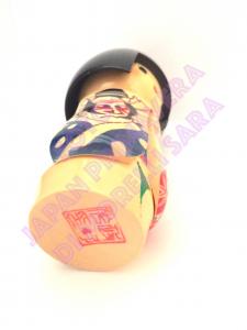 Bambola Kokeshi - Kabukie
