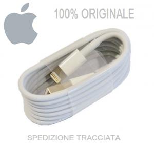 Cavo cavetto dati ricarica ORIGINALE Apple Lightning per iPhone 6 6S 7 8 IOS 12