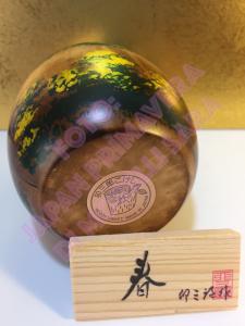 Bambola Kokeshi - Primavera (Haru)