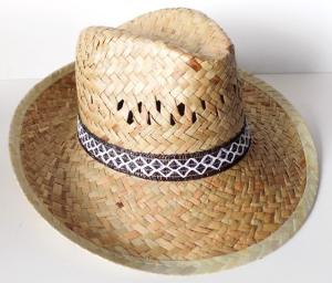 Cappelli di Paglia Falda larga TG. 55/57/59