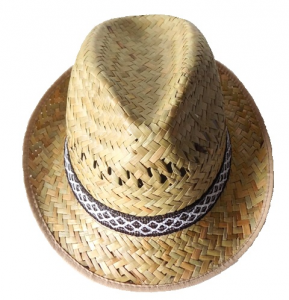 Cappelli di Paglia falda stretta TG.55/56/57/58/59/60/61 ART.31V