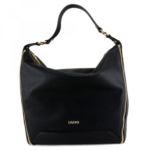 Shoulder bag Liu Jo ATTRAENTE N69125 E0027 NERO