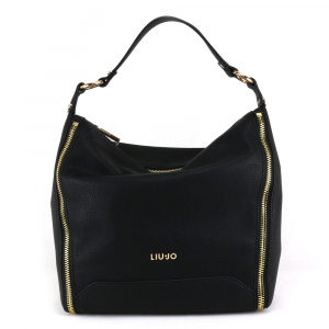 Shoulder bag Liu Jo ATTRAENTE N69130 E0027 NERO